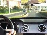 Départ arrêté Mustang GT Cab V8 313cv Bva