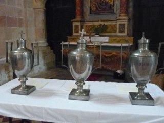 Messe Chrismale 2012 - Diocèse de Bayonne, Lescar et Oloron
