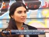 Tuba Büyüküstün - Gönülçelen Dizi Tv -17 Mart 2011- Part 1