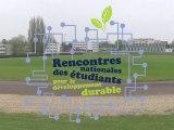 Rencontres nationales des étudiants pour le développement durable 2012