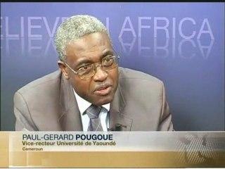 L'INTERVIEW - Paul -G�rard POUGOUE - Cameroun