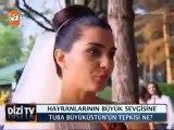 Tuba Büyüküstün - Gönülçelen Dizi TV 12 Haziran 2011 - Part-2