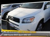 2008 Toyota RAV4 Sport 4WD 4AT - Real Canada Loans, East Toronto