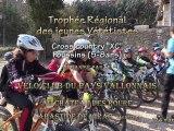 TRJV 2012 Ardèche (VTT part 2) Cross Country Poussins (5-8 ans)