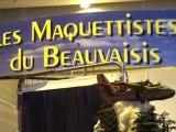 10ème Salon Maquettes, modèles réduits et miniatures Elispace Beauvais (France)