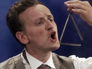 Je n'aime pas le classique, mais ça j'aime bien ! - le triangle