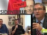 Les mesures de François Hollande en matière de fiscalité agricoles et de retraites, expliquées par Germinal Peiro (PS)