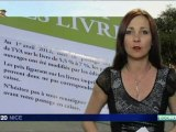Nice : TVA à 7% : les réactions des libraires niçois