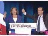 Revivez les retrouvailles Hollande - Royal en moins de 3 minutes