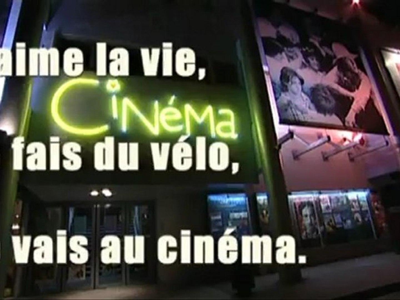 J'AIME LA VIE JE FAIS DU VELO JE VAIS AU CINEMA - Bande-annonce VF