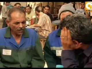 التجربة: محمود سعد - عامل النظافة