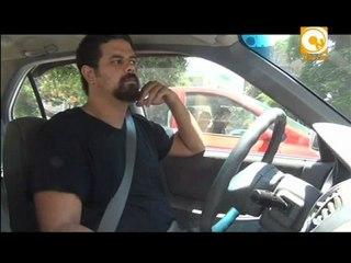 تاكسي مصر : حسين سالم حول الفلوس ومحدش هعيرف يوصلها