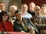Vesoul: Alain Joyandet cède le fauteuil de maire à Alain Chrétien