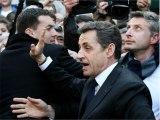ZAPPING ACTU DU 05/04/2012 - Nicolas Sarkozy traité de « pauvre con » à la Réunion !