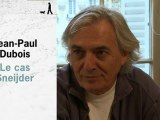 Prix Alexandre Vialatte 2012 -INTERVIEW - JEAN-PAUL DUBOIS