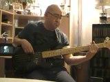Jammin Bob Marley basscover Bob Roha