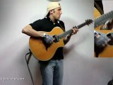 Titanic  My Heart Will Go On Celine Dion Guitare acoustique fingerstyle cover