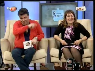 3.Bölüm-TV8-Mustafa Kılınç '8 Numarada Şenlik Var' Programında
