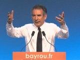 François Bayrou, discours de Poitiers - 050412 HD