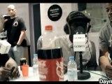 L'INSTITUT-SMOKER-L.I.O-SCRIB'R-ARMELO - Freestyle 50h de Rap Non-stop - Daymolition.fr