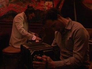Manuel Cedron y Gonzalo Gudiño. Bandoneon y Piano