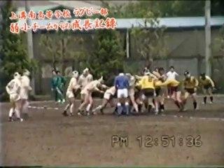 県立上溝南高等学校ラグビー部 弱小チームからの成長記録