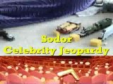 When Sam hosts Celebrity Jeopardy 2