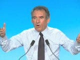 François Bayrou, discours de Caen - 060412
