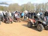 24 heures des tracteurs-tondeuses le rallye prend fin