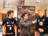 Gamers Assembly 2012 : Interview de l'équipe LoL des Sypher