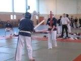 Tournoi national 2012 de Toreikan Budo, Ken jitsu,