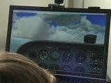 Quiberon - Simulateur vol avion Quiberon air club - TV Quiberon 24/7