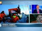 Volvo Ocean Race - Cammas à bord de Groupama 4 attendu au Brésil