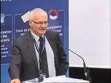 Colloque 2011 - Didier Marquis - Discours de cloture du Colloque