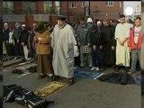 L'ancien imam Abou Hamza, emprisonné à Londres,...