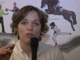Laëtitia Le Corguillé, vice-championne olympique 2008, nous livre son conseil d'expert !
