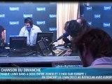 La chanson du dimanche et la lettre à France 2
