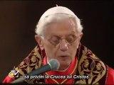Benedict al XVI-lea: În crucea lui Cristos este pomul vieţii