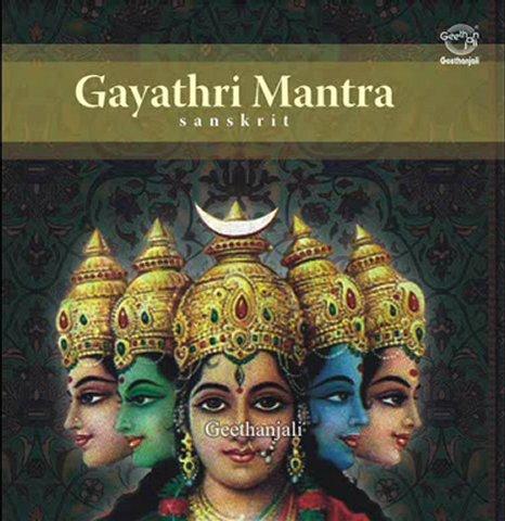 Gayatri Mantra — Sanskrit Spiritual
