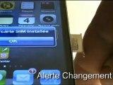 vIp13 pour telephone portable - iphone 4S Espion