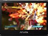Street Fighter X Tekken : PS Vita Gameplay 01