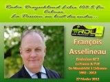 """François Asselineau: """"La France & l'UE de Maastricht à Lisbonne:1992 - 2012"""" - N° 02 - 27/02/2012"""