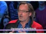 Le clash Alévêque - Bercoff chez Ruquier en moins de 3 minutes