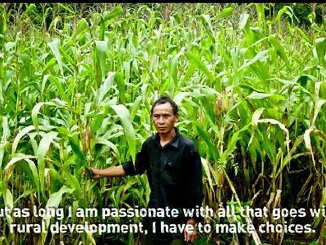 Claire - VSI France Volontaires à Viengkham, Laos