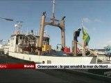 Allemagne, le gaz envahit la mer du Nord