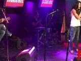 Natasha St Pier - Bonne nouvelle en live dans le Grand Studio RTL présenté par Eric Jean-Jean