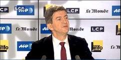 Questions d'info : Jean-Luc Mélenchon, candidat du Front de gauche à la présidentielle