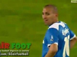 Passe décisive d'Abdoun + Doublé de Djebbour vs PAS Giannina (18/04/2012)
