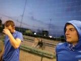 BMW DTM fitness week Football