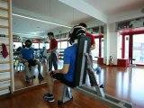 BMW DTM fitness week Formula Medicine